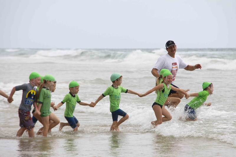 Nippers on Saturdays for 2018/19