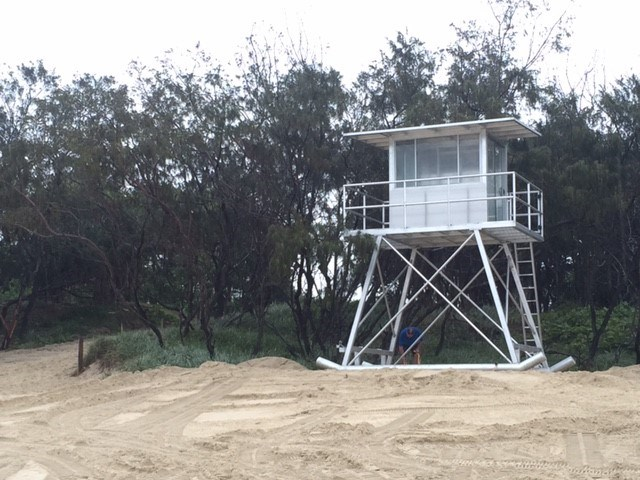 New Patrol Tower