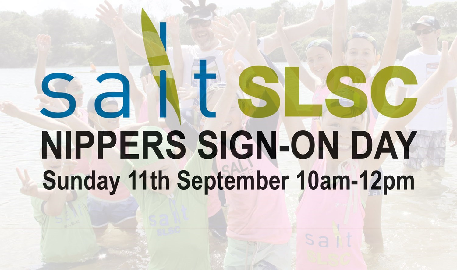 Nippers Sign-on Day